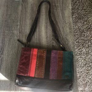 Crossbody purse from the sak